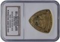 Бермуды 30 долларов 2006 Корабль Мария Целеста – Кораблекрушение Слаб NGC (Bermuda 30$ 2006 Sea Venture Triangular Gold Coin NGC Gem Proof).Арт.K1,8G/60