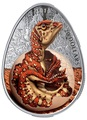 Канада 20 долларов 2019 Динозавр Гадрозавр (Canada 20$ 2019 Hatching Hadrosaur Glow-in-the-Dark Coin).Арт.67