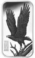 Острова Кука 1 доллар 2016 Орел Хищники Австралии (Cook Islands 1$ 2016 Eagle Australian Apex Predators Silver Coins).Арт.67