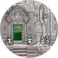 Палау 50 долларов 2019 Ангкор Кхмерская Архитектура серия Тиффани Килограмм (Palau 50$ 2019 Angkor Tiffany Art Kilo Silver Coin).Арт.67