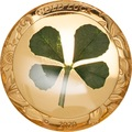 Палау 1 доллар 2020 Клевер На Удачу (Palau 1$ 2020 Good Luck 4-leaf Clover).Арт.65