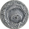 Ниуэ 1 доллар 2019 Лунный Кратер Коперник Метеорит NWA 8609 Кратеры Вселенной (Niue 1$ 2019 Copernicus Moon Meteorite NWA 8609 Universal Craters 1Oz Silver Coin).Арт.000792257849/65