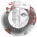 Австрия 20 евро 2020 Фестиваль в Зальцбурге 100 лет Вогнутая Форма (Austria 20E 2020 Centenary of the Salzburg Festival Silver Concave Coin).Арт.65