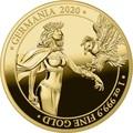 Германия 100 марок 2020 Германия Орел (Germania 100 Mark 2020 Gemania 1oz Gold Coin Proof).Арт.27022021001500E/75