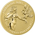Германия 100 марок 2020 Германия Орел (Germania 100 Mark 2020 Gemania 1oz Gold Coin BU).Арт.27022019001500E/75