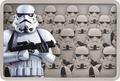 Ниуэ 2 доллара 2020 Звездные Войны Гвардия Империи Штурмовик (Niue 2$ 2020 Star Wars Guards Of The Empire Stormtrooper 1oz Silver Coin).Арт.92
