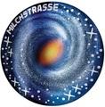 Австрия 20 евро 2021 Млечный Путь Космос (Austria 20E 2021 Milky Way Silver Coin).Арт.92