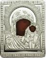 Икона- Казанская Богоматерь