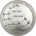 Демократическая Республика Конго 10 франков 2002.Полярная звезда.Большая медведица и Малая медведица.