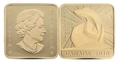 Канада 3 доллара 2010. Белый медведь