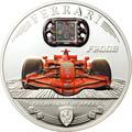 Феррари F2008 — болид