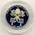 80th year of Vatican