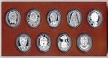 Набор монет- «Яйца Фаберже». Арт:001384442984/60